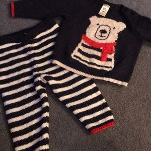 Baby B'gosh 6 month Winter Outfit